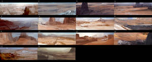 from sketch to mattepainting lecture
