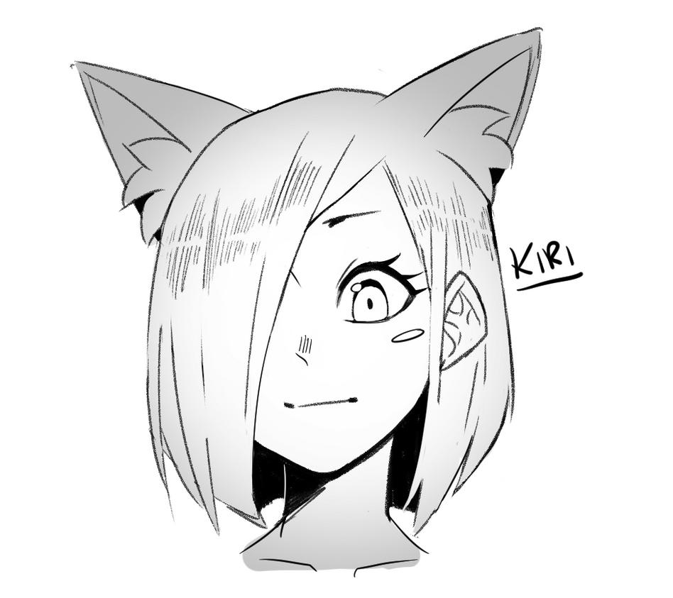 Sketch by Kiritzugu