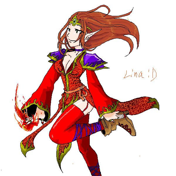 dota lina inverse by mikkynga on deviantart