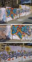 Islamic graffiti