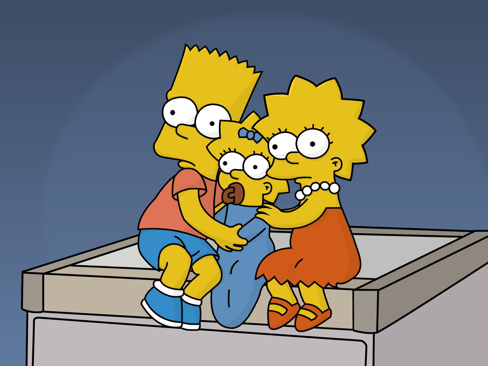 Siblings by Simpsonix
