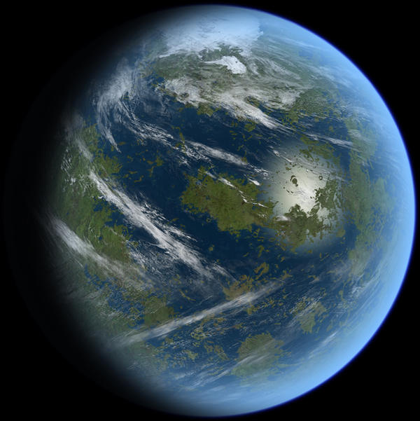 terraform mars planet - photo #26