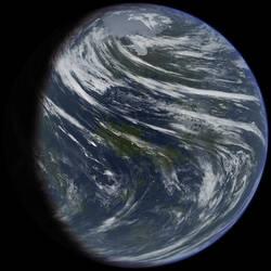 Realistic Venus by Ittiz
