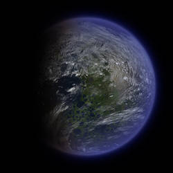 Luna Terraformed Realistic by Ittiz