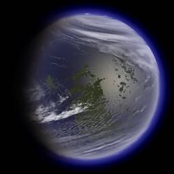 The Moon Terraformed LOLA