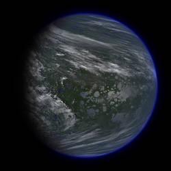Terraformed Mercury