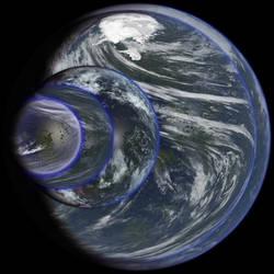 Terraformed Inner System Overlay
