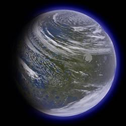 The Moon Terraformed 24-115