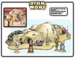 Star Wars Village Cantina