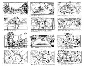 13th Child - Storyboards Pg1