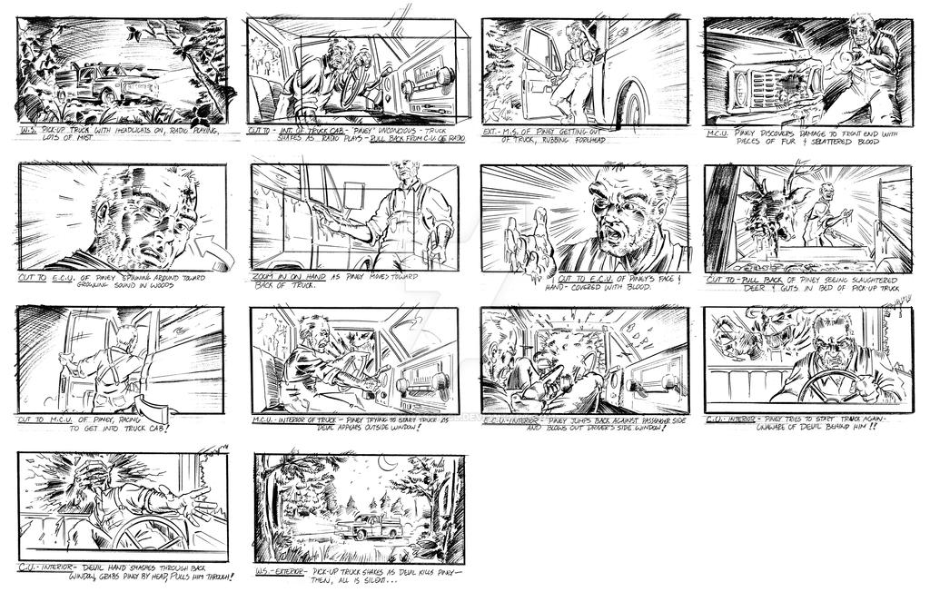 Th Child  Storyboards Pg By ToymakerCl On Deviantart