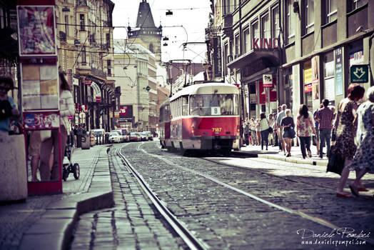 Prague Vodickova