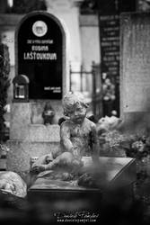 Prague Vysehrad Cemetery