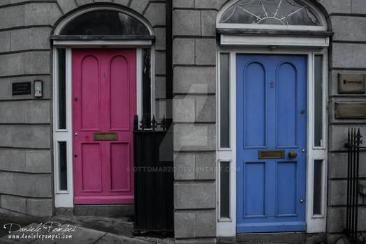 Dublin: doors