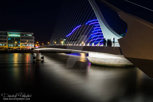 Dublin: Samuel Beckett's Bridge