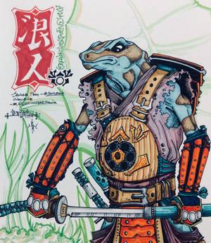 52 - Samurana Character Design Challenge