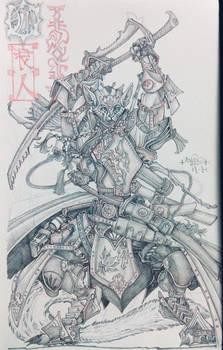 127 - Inari Kitsune