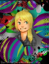 Another character drawing by Aspiranda