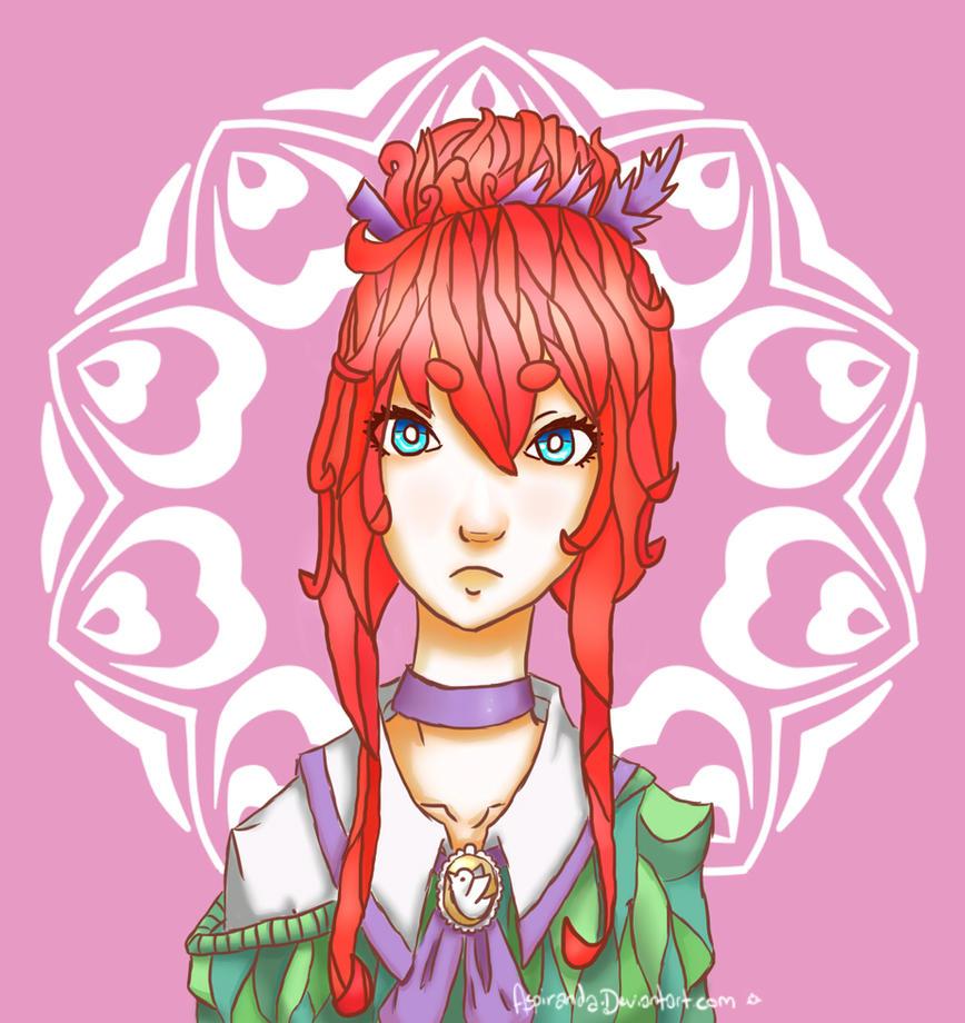 OC - Redhead by Aspiranda