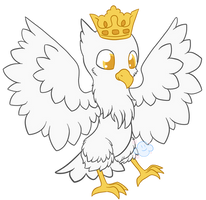 Commission - Polish Eagle by VioletDanka-n-Silly