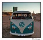 Volkswagen hippye van