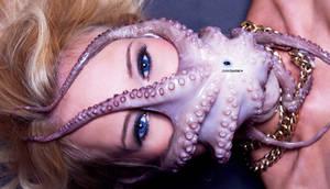 Facehugger Octopus by JohnnyDiamond