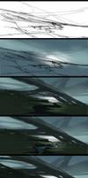 hidden sky: stages