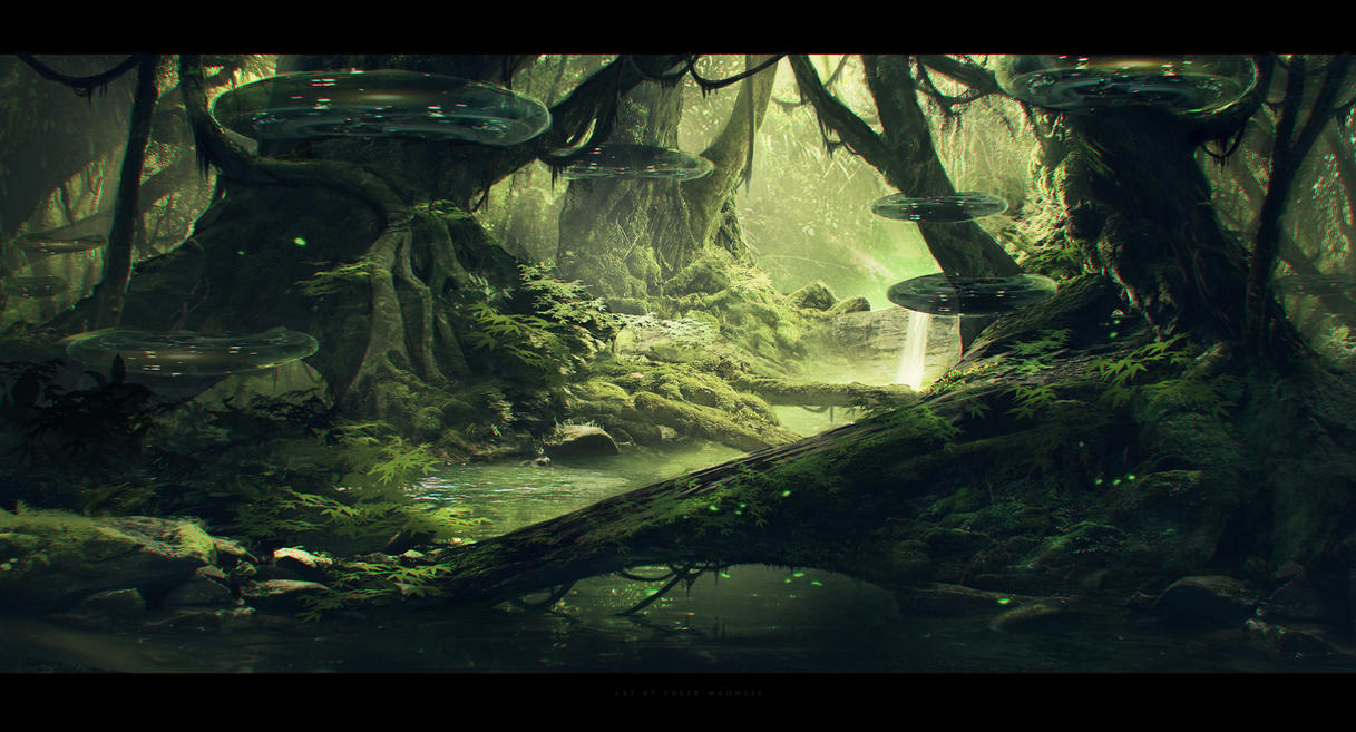 Jungle by sheer-madness