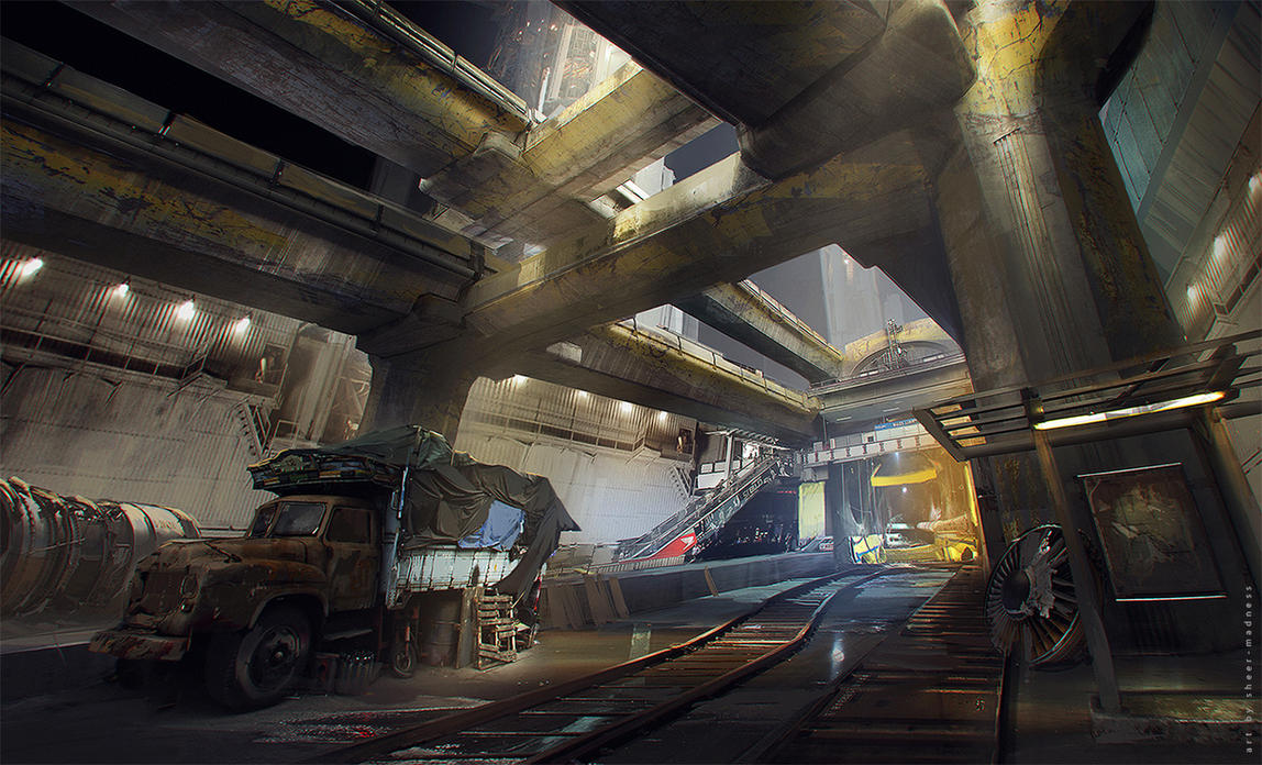 underground by sheer-madness