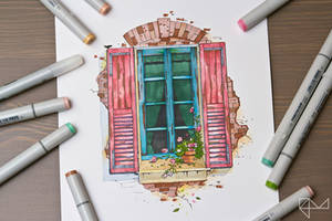 window by sheer-madness