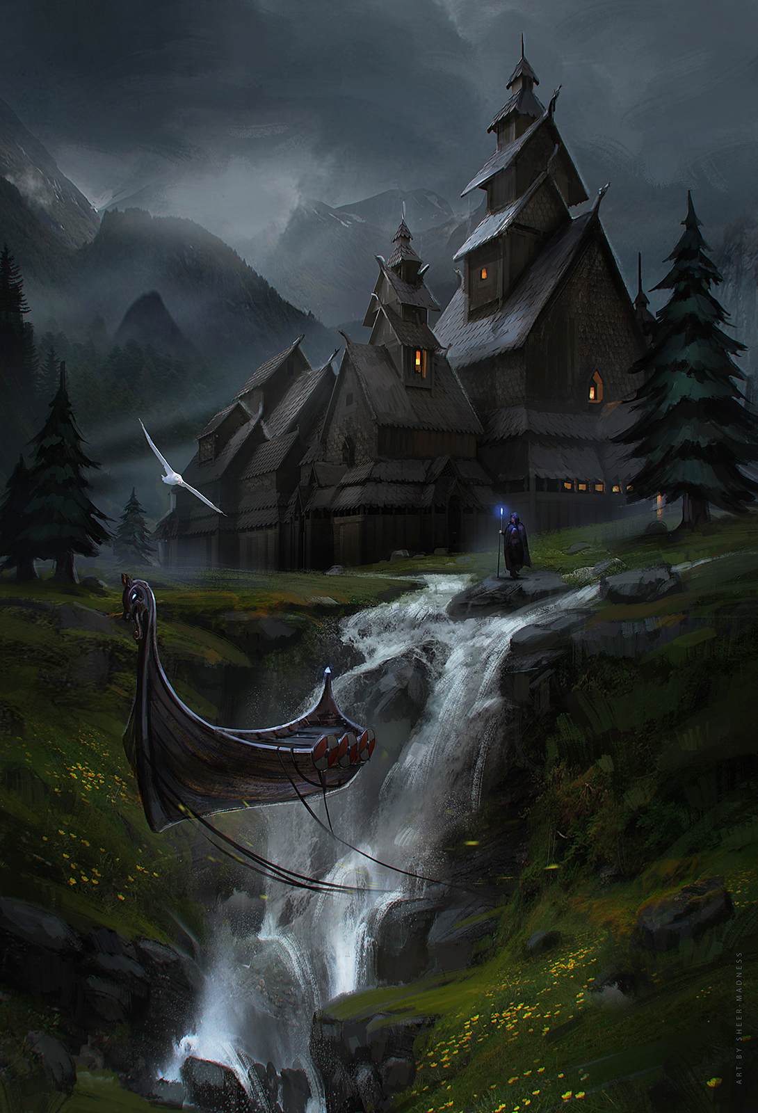 Scandinavian tales by sheer-madness