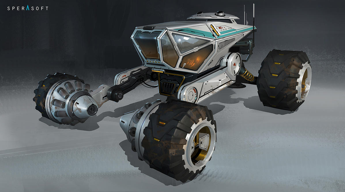 Vehicle by sheer-madness
