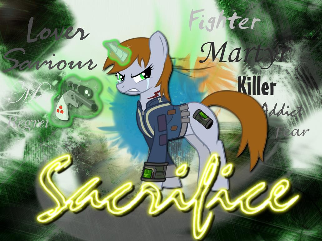 Sacrifice by Geckoguy404