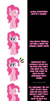 Pinkie Tells a Secret