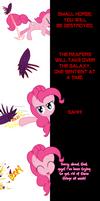 Pinkie and Octavia say Goodnight!