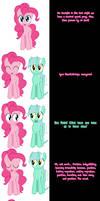 Pinkie and Lyra say Goodnight!