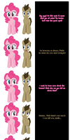 Pinkie and The Doctor say goodnight!