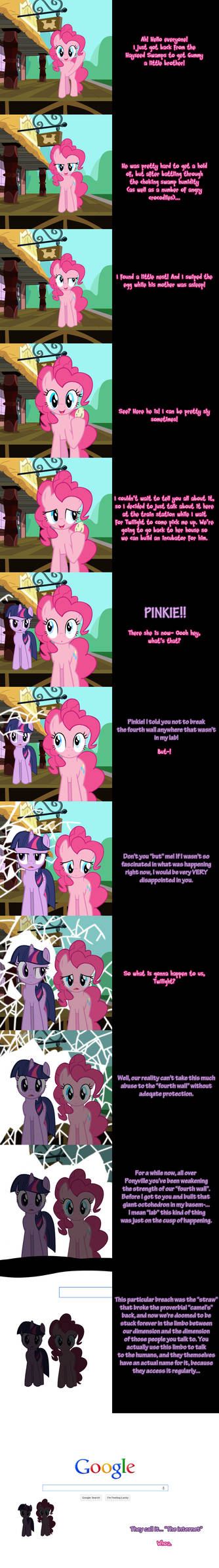 Pinkie Pie Says--