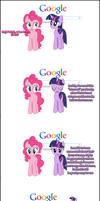 Pinkie Pie says Google-search!