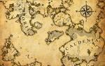Odinhelm - DnD World Map