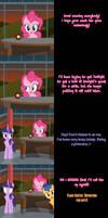 Pinkie Pie Says Goodnight - Flashlight Shipwreck
