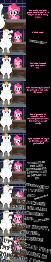 Pinkie Says Goodnight - Swollercoaster