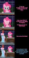 Pinkie Says Goodnight - Wise Wind Whistler
