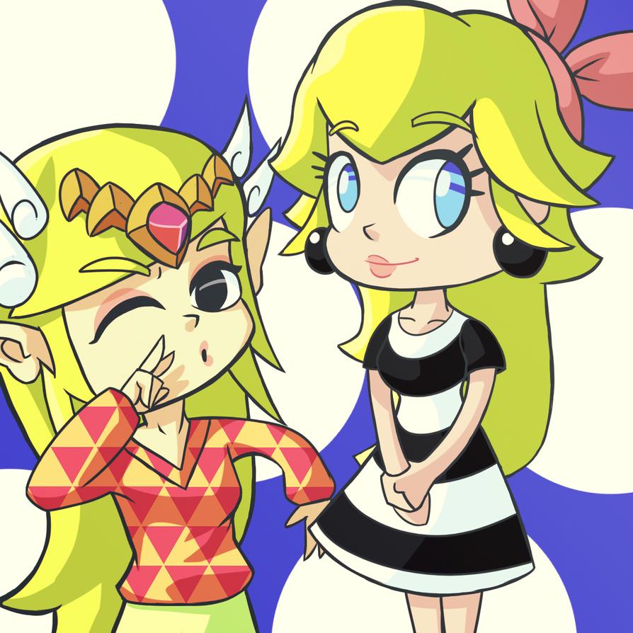 Nintendo - Princessesisies by Undead-Niklos