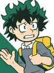 My Hero Academia - Midoriya