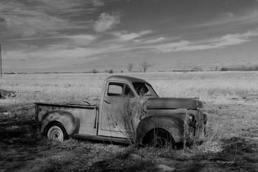 The Forgotten Work Horse by silverlakephotos