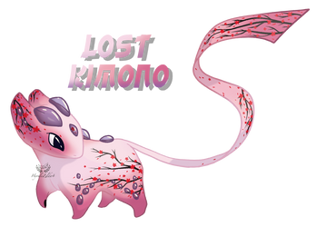 Lost Kimono - Katragoon GA#162 - [CLOSED]