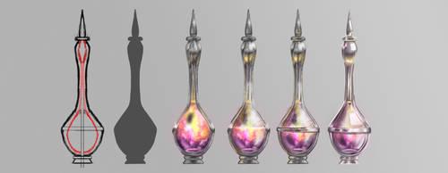Tall Potion Process