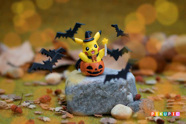 This is halloween! :D by Pikupic