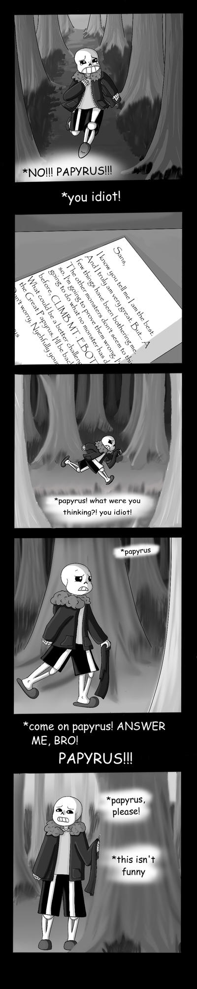 ReversedTale: Prologue Part 2 by ShardsOfAWhisper